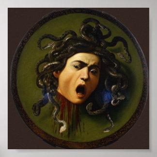 Caravaggio Medusa Posters