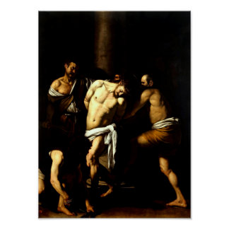 Caravaggio s Flagellation of Christ Print