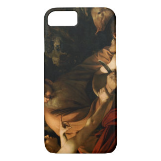 Caravaggio - Sacrifice of Isaac iPhone 8/7 Case