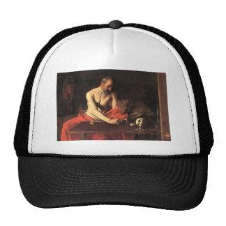 Caravaggio St Jerome Gorro