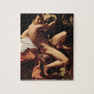 Caravaggio - St John the Baptist Jigsaw Puzzle