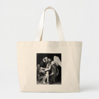 Caravaggio St Matthew And The Angel Tote Bag