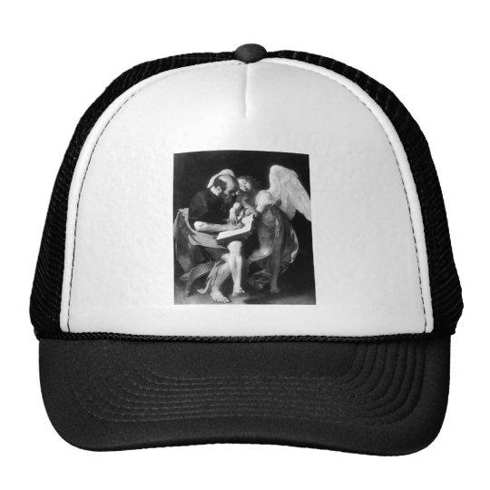 Caravaggio St Matthew And The Angel Trucker Hat