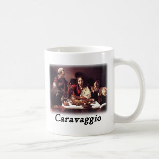 Caravaggio - Supper at Emmaus Coffee Mug
