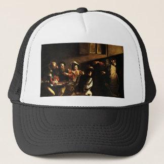 Caravaggio - The Calling of Saint Matthew Trucker Hat