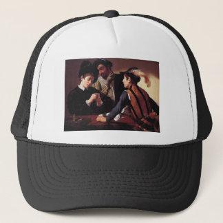 Caravaggio The Cardsharps Trucker Hat