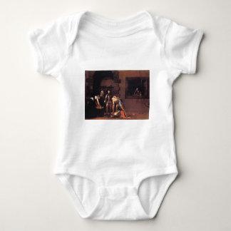 Caravaggio The Decapitation Of Saint John Baby Bodysuit