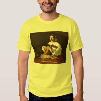 Caravaggio - The Lute Player T Shirt