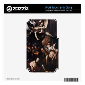 Caravaggio - The seven Works of Mercy Painting Decal For iPod Touch 4G