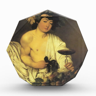Caravaggio The Young Bacchus Awards