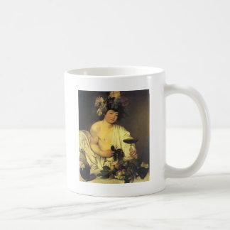 Caravaggio The Young Bacchus Coffee Mug