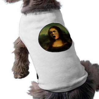 Caravaggio's Mona Lisa T-Shirt