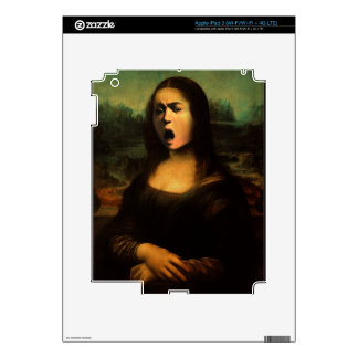 Caravaggio's Mona Medusa Skins For iPad 3