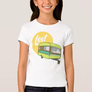 Caravan Lost Rerto Sixties Style T-Shirt