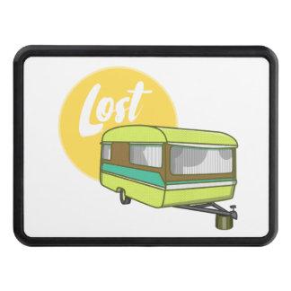 Caravan Lost Summer Sun Tow Hitch Cover