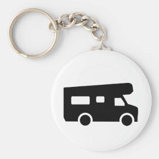 Caravan - Motorhome Key Chains