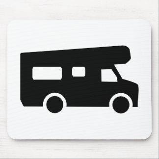 Caravan - Motorhome Mouse Pad