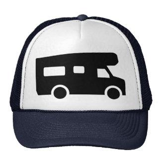 Caravan - Motorhome Trucker Hat