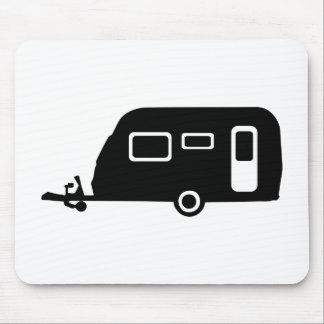 Caravan Mouse Pad