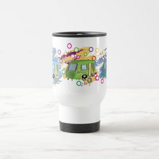 caravan park travel mug