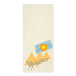 Caravan Rack Card