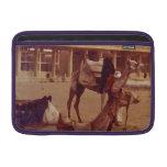 Caravana del camello fundas macbook air