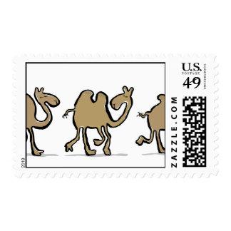 caravana timbres postales