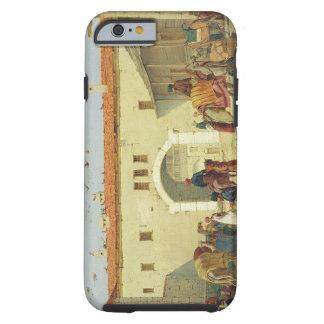 Caravanserai at Mylasa, Turkey, 1845 (oil on panel Tough iPhone 6 Case
