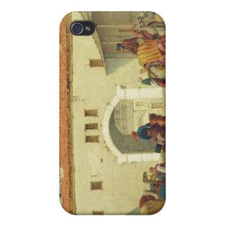 Caravanserai at Mylasa, Turkey, 1845 (oil on panel iPhone 4/4S Case