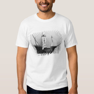 Caravel of Christopher Columbus Tees