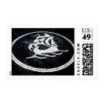 Caravel portugués sellos