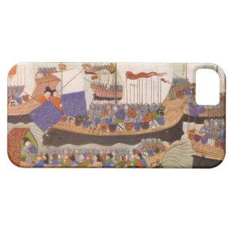 Caravelle of the Duke of Bourbon iPhone SE/5/5s Case