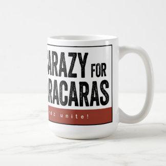 Carazy for Caracaras Mug