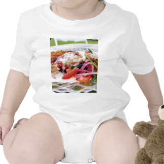 Carb Cakes Baby Bodysuits