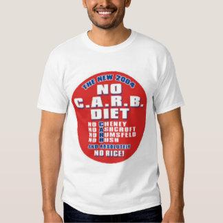 CARB Diet Shirt