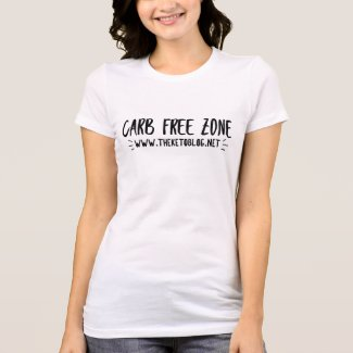 Carb Free Zone T-Shirt