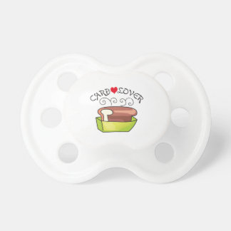 CARB LOVER BooginHead PACIFIER