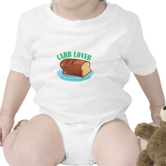 Carb Lover Baby Bodysuit