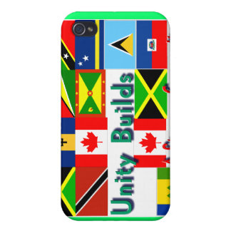 Carbbean-canada unity covers for iPhone 4