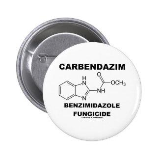 Carbendazim Benzimidazole Fungicide Button