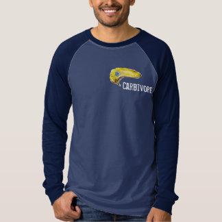 Carbivore Banana Raglan T-Shirt