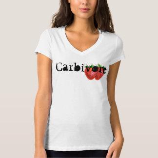 Carbivore Strawberry Shirt