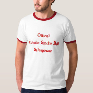 Carbolic Smoke Ball Salesperson T-Shirt