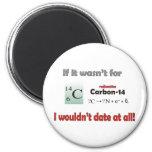 Carbon 14 Dating Refrigerator Magnets