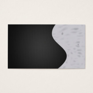 Carbon and Metal Business Card