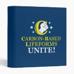 Carbon-based Lifeforms, Unite! Binder