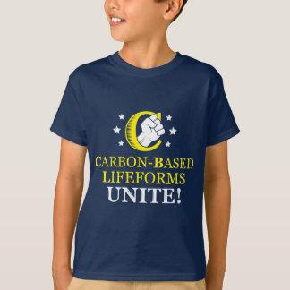 Carbon-based Lifeforms, Unite! T-Shirt