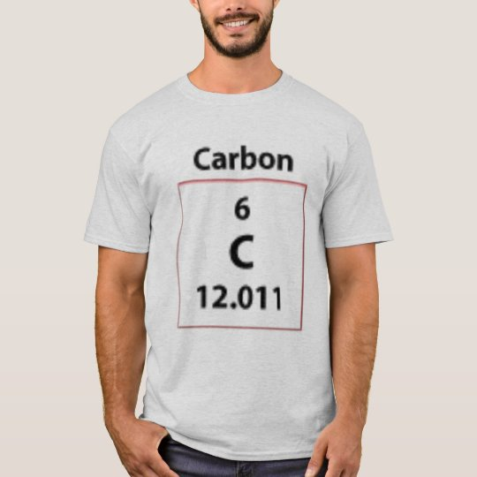 carbon based T-Shirt