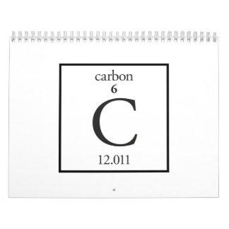 Carbon Calendar