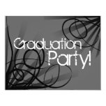 Carbón de leña, fiesta de graduación blanco y comunicado personal
